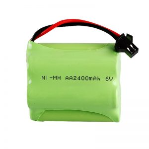 NiMH Rechargeable Battery AA2400 6V