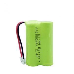 NiMH Rechargeable Battery AA1800mAh 2.4V