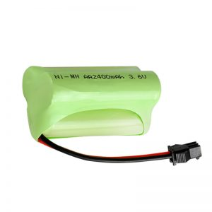 NiMH Rechargeable Battery AA2400 3.6V