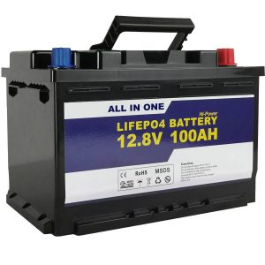 GEL/AGM replacement Solar Power Storage battery 12v 100ah LifePo4 Lithium ion Battery