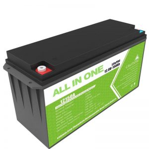 Large Capacity 12.8v 150ah Lithium Battery For Home Solar Storage