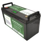 High capacity 12V150Ah LiFePO4 Battery with intelligent BMS for Electric floor washer