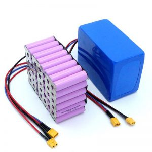 Factory Price 18650 Battery Cell high power 12V Rechargeable Li Ion Lithium Battery For Sale