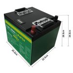 12V 200Ah Lipo Baterias Para Motos Electricas Motorcycle Case Bike Groupe Electrogene Hoverboard Lithium Ion Lifepo4 Battery