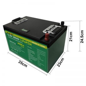 12V 280Ah 300Ah Lifepo4 Battery for Golf Cart