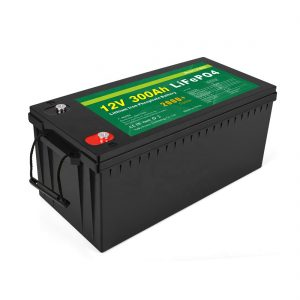 ALL IN ONE Lithium Ion Battery Deep Cycle 12v 300Ah LiFePo4 Storage Battery