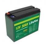 OEM Battery Rechargeable 12V 30Ah 4S5P Lithium 2000+ Deep Cycle Lifepo4 Cell Manufacturer