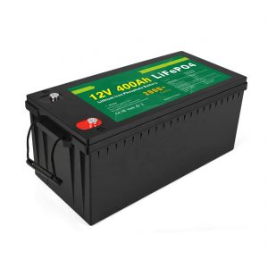 Factory Price Deep Cycle Solar LFP Battery 12v 400Ah Solar LiFePO4 Battery