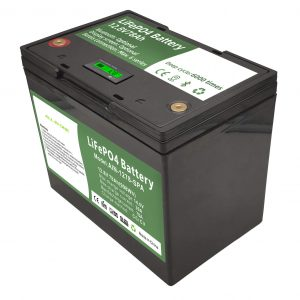 Rechargeable cylindrical cell 12 volt 70ah pack lithium battery solar storage