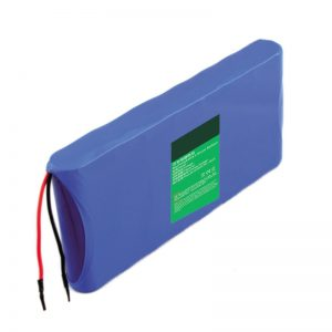 18650 14.4V 6000mAh Laser particle counter lithium battery