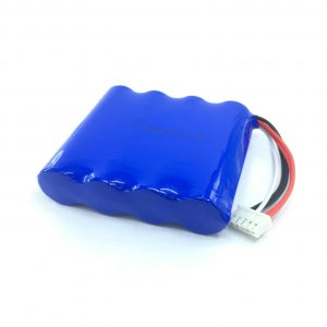 Rechargeable 14.8V 2200 mAh 18650 Li-ion Lithium Battery Pack for Smart Vacuum Cleaner