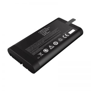 14.4V 6600mAh 18650 Lithium Ion Battery Panasonic Battery for Network Tester with SMBUS Communication Port