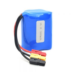 Lithium Battery 18650 18.5V 3000mAH