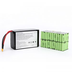 Lithium Battery 18650 24V 40AH Long Cycle Life 24v 40ah Lithium ion Battery Pack 18650 3.7v Cylindrical li-ion Cell