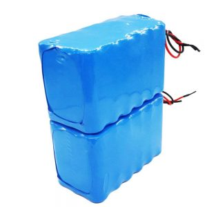 Hot sale rechargeable battery 18650 high deep cycle 24 volt lithium ion battery for electric bicycle