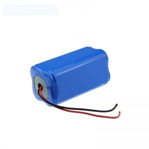 Lithium Battery 18650 2S2P 4400mAh 7.4V