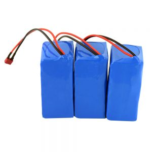 18V 4.4Ah Rechargeable Customized 5S2P Lithium ion Battery Pack for Power Tools
