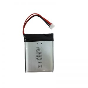 3.7V 2300mAh Test instruments and equipment polymer lithium batteries AIN104050