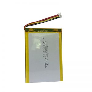 516285 3.7V 4200mAh Smart home instrument polymer lithium battery