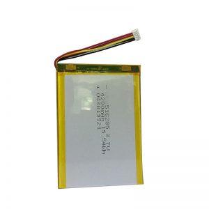 516285 3.7V 4200mAh Smart home instrument polymer lithium battery