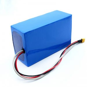 Lithium Rechargeable 36V 10Ah Li -on 18650 Electric Skateboard Battery Pack