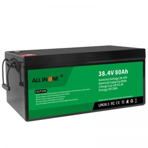 38.4V 80Ah LiFePO4 Lead Acid Replacement Lithium ion Battery Pack,36V 80Ah