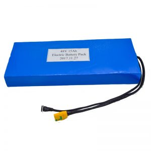Wholesale 15Ah 48V lithium battery for electric scooter
