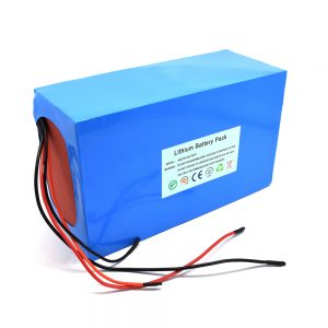 48v/20ah lithium battery pack for electric scooter