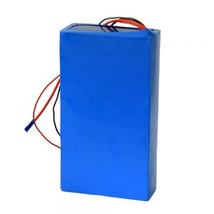 Rechargeable 60v 12ah lithium battery for electric scooter