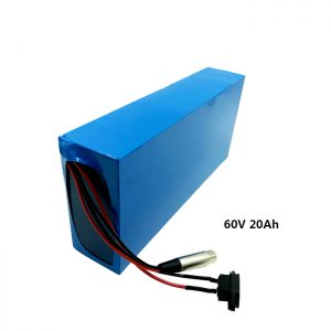 Customized Recharge battery pack 60v 20ah EV battery lithium
