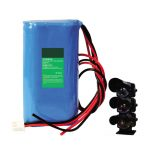 18650 7.2V 2500mAh Spare lithium battery for track signal equipment