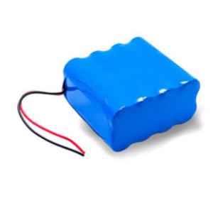 Li-ion battery pack 2S4P 7.4V 12.0Ah lithium ion batteries akku for fishpond solar water pump