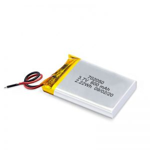 China Wholesale 3.7V 600Mah 650Mah Mini Li-Polymer Lithium Battery Rechargeable Batteries Pack For Toy Car