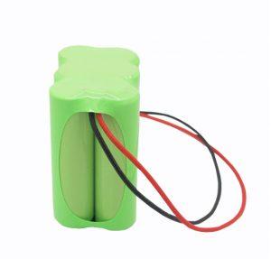 NiMH Rechargeable Battery AA 2100mAh 7.2V