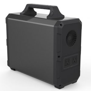 Lithium Battery 18650 Protable UPS 1000W durable all-in-one solar energy storage system emergency power source