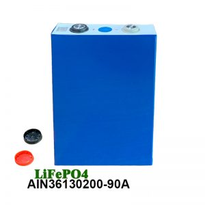 LiFePO4 Prismatic Battery 3.2V 90AH lifepo4 cell rechargeable battery for car power tools electric wheelchair
