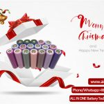 Merry Christams Greetings From ALL IN ONE Battery Technology Co Ltd