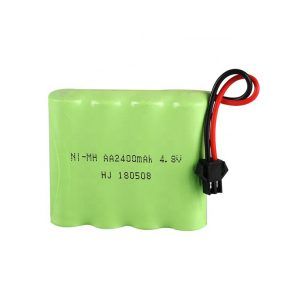 NiMH Rechargeable Battery AA2400mAH 4.8V