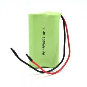 NiMH Rechargeable Battery AA1500mAh 2.4V