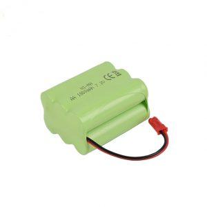 NiMH Rechargeable Battery AA 1800mAH 7.2V