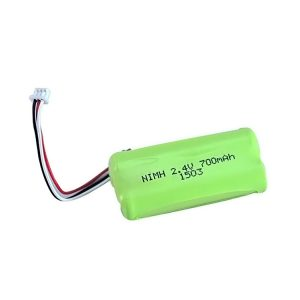 NiMH Rechargeable Battery AA700 2.4V