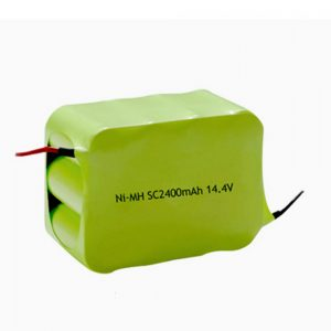 NiMH Rechargeable Battery SC 2400mAH 14.4V