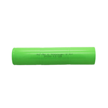 1.2V AAA 600mAh NiMH Rechargeable Battery Pack