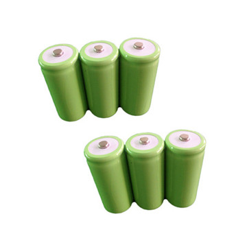 Ce Approved NiMH Battery AAA /AA/Aaaa/C/D/Sc Size NiMH Battery Pack AA 2000mAh 1.2V for Wireless Mouse