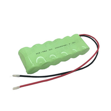 Ewt NiMH AA 1.2V 2000mAh Standard Model Nickel Battery Cell