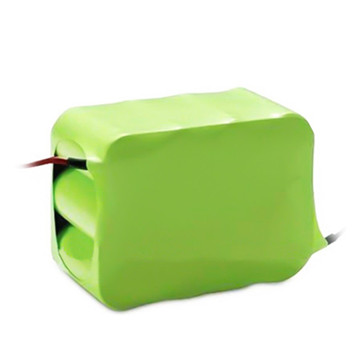 Custom 3.6V 300mAh Rechargeable NiMH Battery Pack 2/3AAA