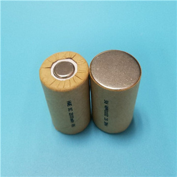 Rechargeable Lithium NiMH High Power Battery AA 4.8V 1300mAh