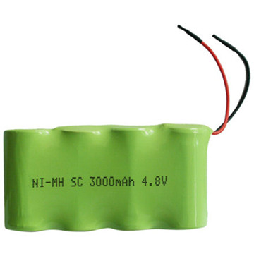 Nickel-Cadmium Replacement Battery 72300 3.5V NiCd Battery Rechargeable for Medical Equipment