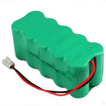 NiMH 3.6V 2/3AA 600mAh Battery with Ce Certification