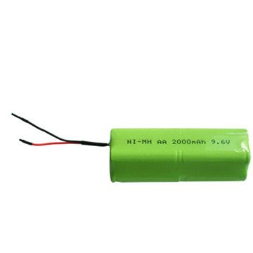 3.6V 800mAh NiMH Battery Pack Interphone Battery
